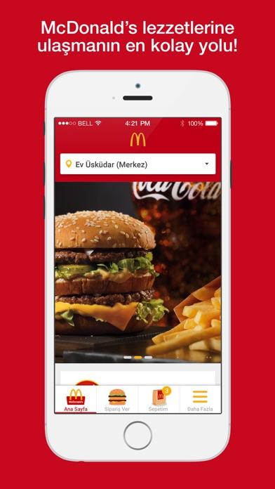 Mcdonalds review screenshots