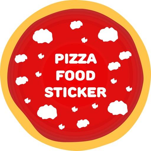 Pizza Food Sticker