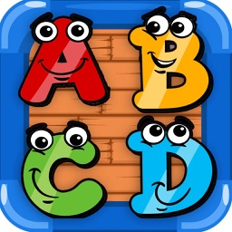 ABC educational kids games for 2 to 3 years old