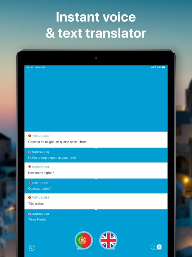 Speak & Translate - Translator on the App Store