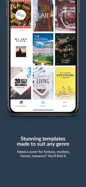 Book Cover Maker by Desygner on the App Store