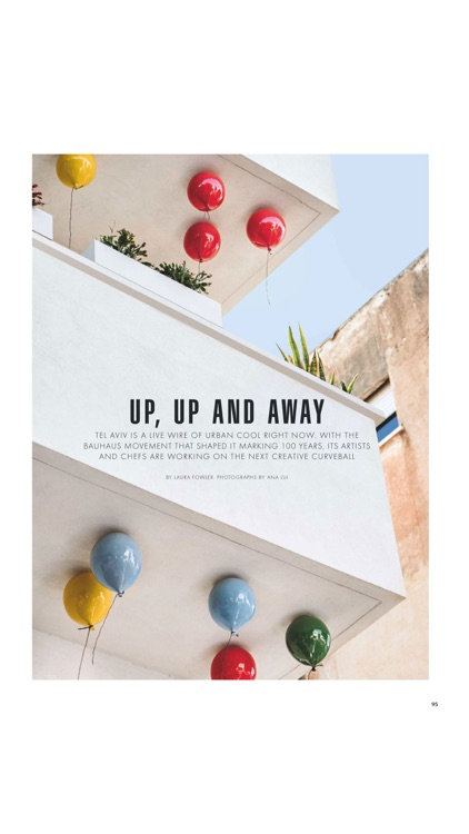 Condé Nast Traveller Magazine screenshot-4