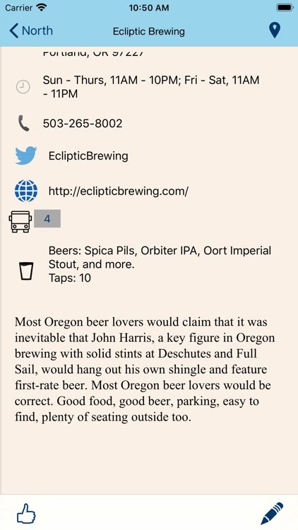 Beer Guide Portland screenshot-4