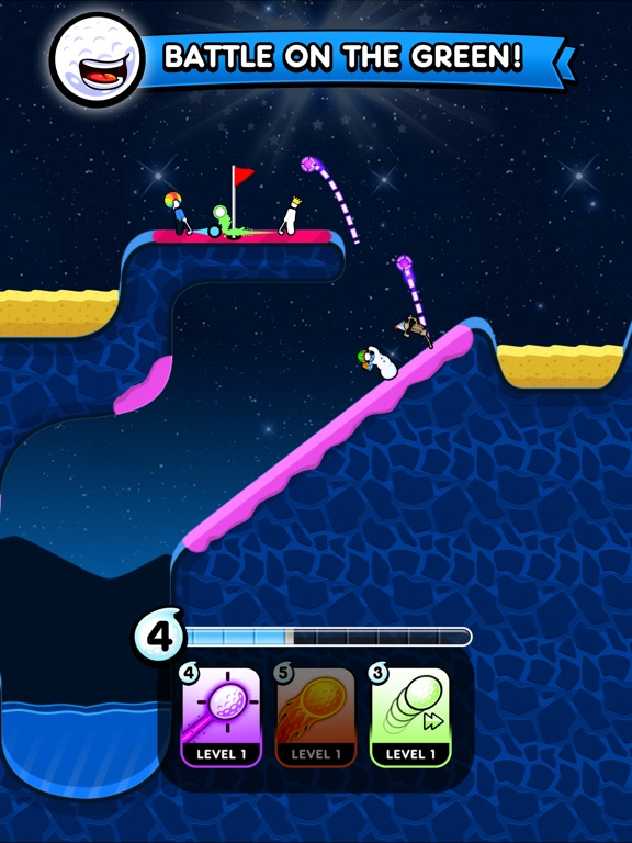 Golf Blitz screenshot 13