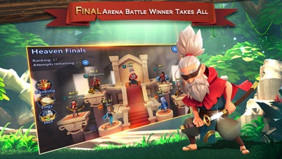 Final Heroes screenshot 2