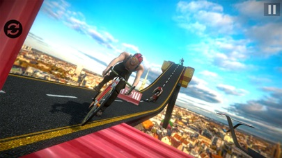 Impossible BMX Stunts Rider screenshot four