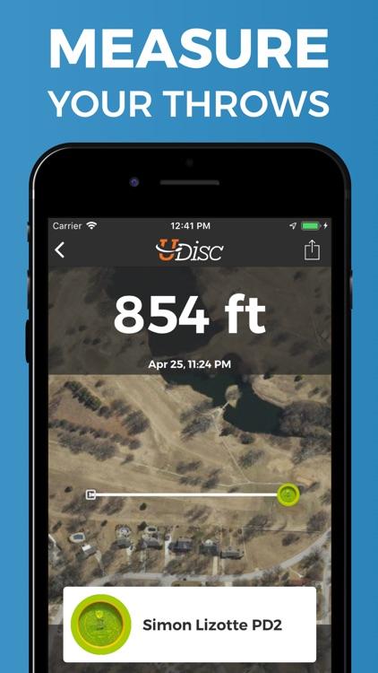 UDisc Disc Golf screenshot-3