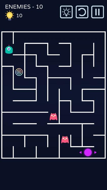 Maze Journey Master