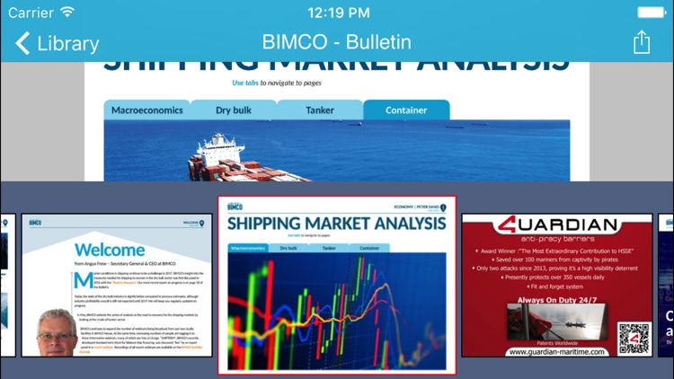 BIMCO Bulletin magazine screenshot-4