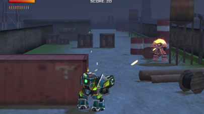 Super Mechs War: Robot Shooter 1