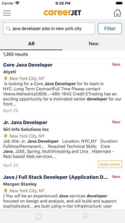 Careerjet Job Search screenshot-4