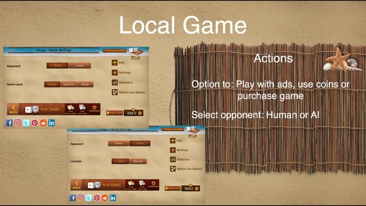 iTavli-Best backgammon game
