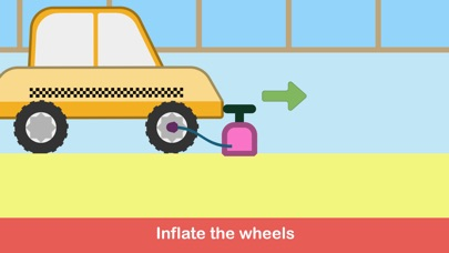 Ellou - Toddler car game ! screenshot 4
