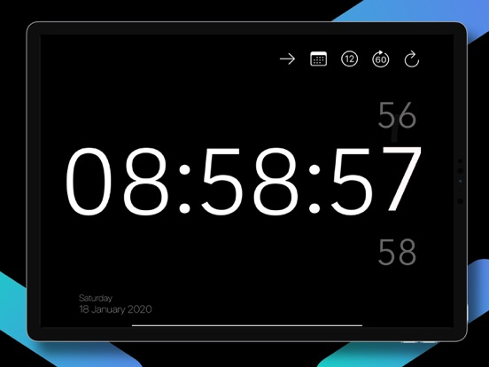Big Clock - Pro Time Widgets screenshot 4
