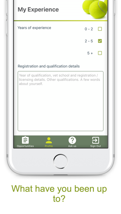 NAVC Retriever screenshot three