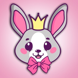adorable Bunny Stickers