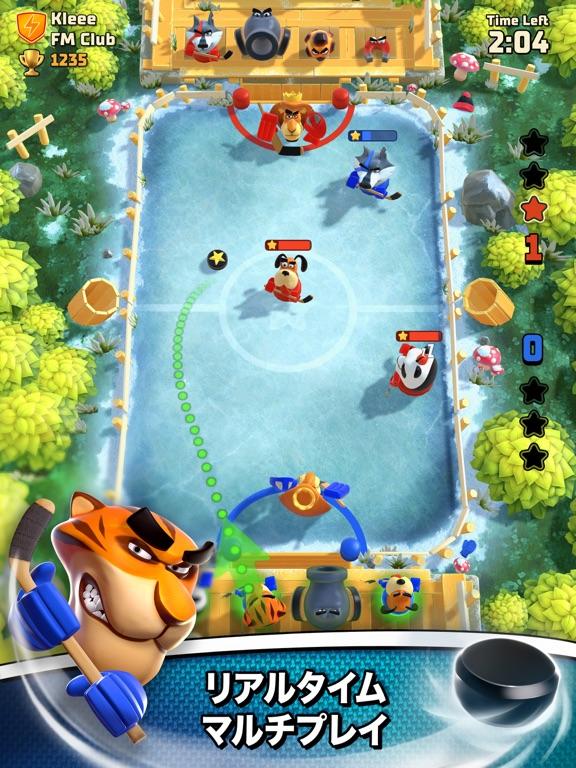 Rumble Hockeyのおすすめ画像1