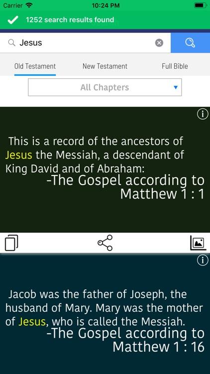 KJV Commentary Bible Offline screenshot-4