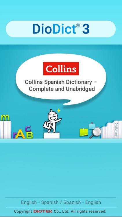 Collins Spanish English