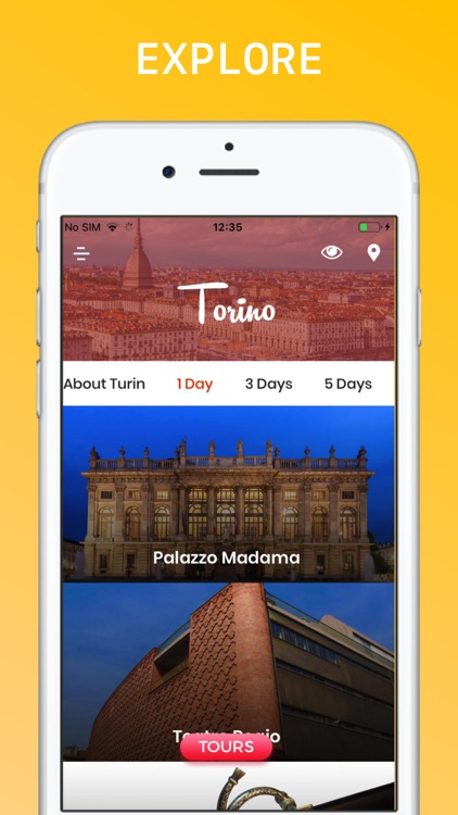 Turin Travel Guide .