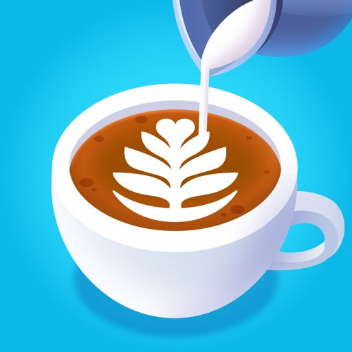 Coffee Shop 3D icon