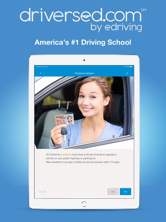 Drivers Ed on the App Store