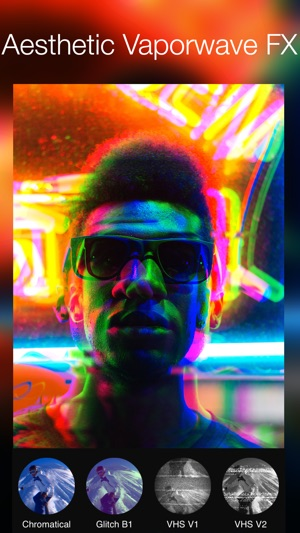 GlitchFX- Glitch Video Effects on the App Store