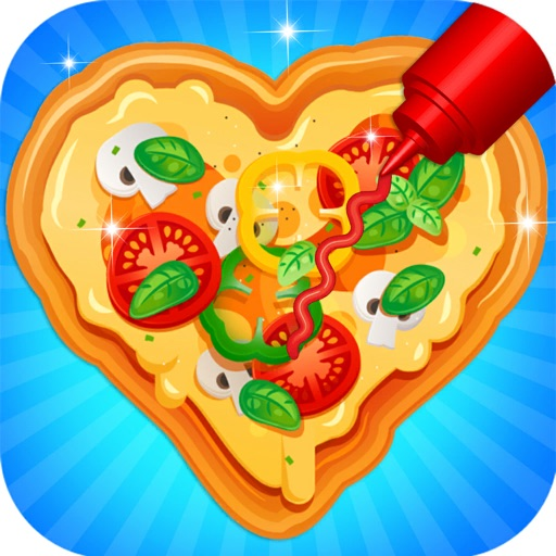 Fancy Pizza Maker - Blaze Cook