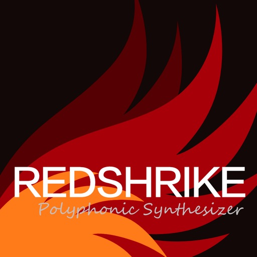 Redshrike Synthesizer iOS App