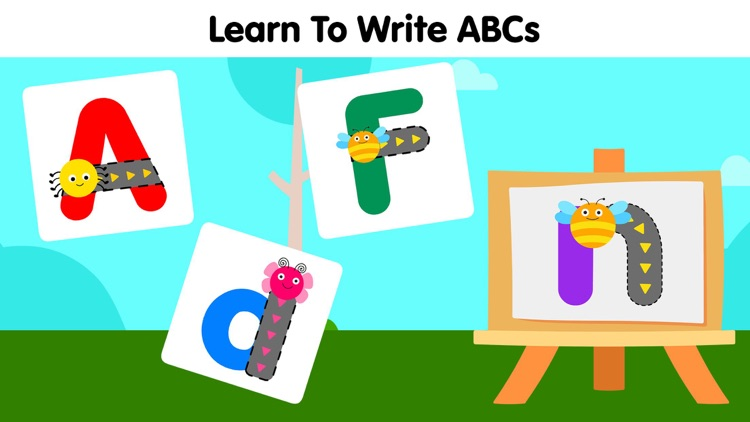 ABC Games for Toddlers & Kids