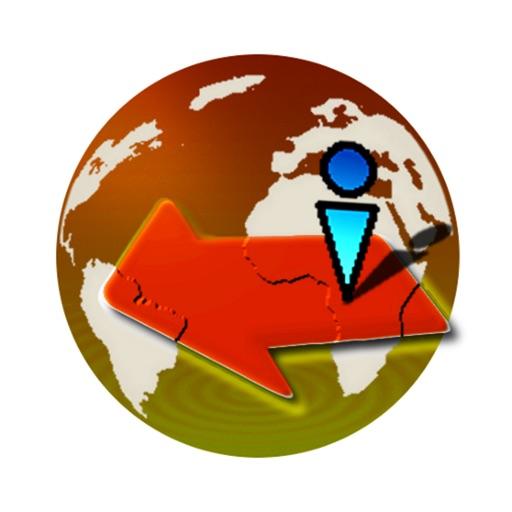 MapWalker : Route Planner