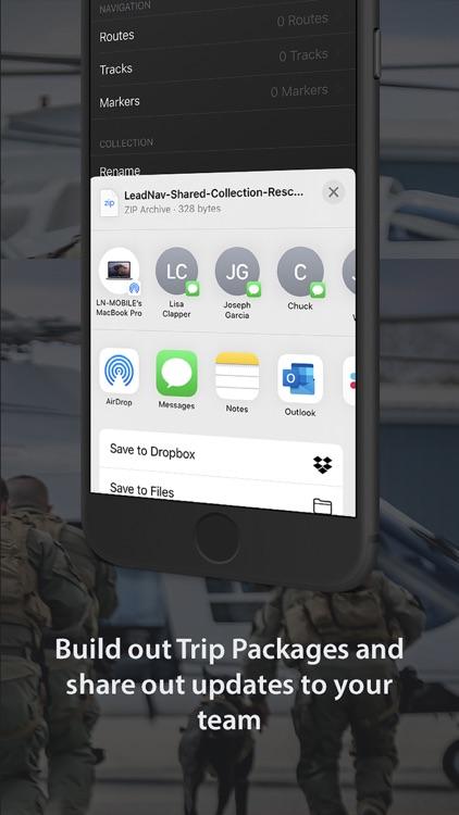 LeadNav GPS screenshot-6