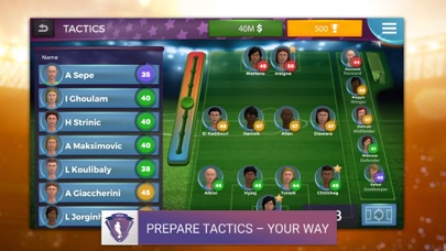 Women's Soccer Manager screenshot two
