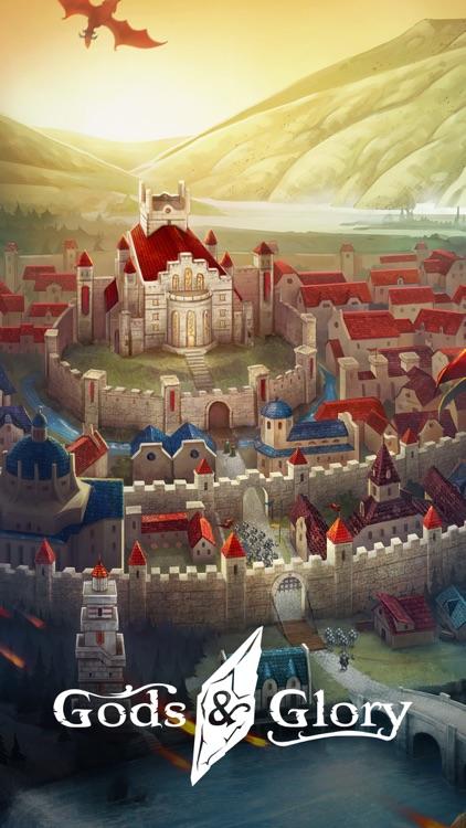 Gods and Glory: War of Thrones screenshot-0