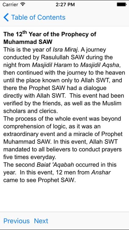 The Life of Prophet Muhammad screenshot-3