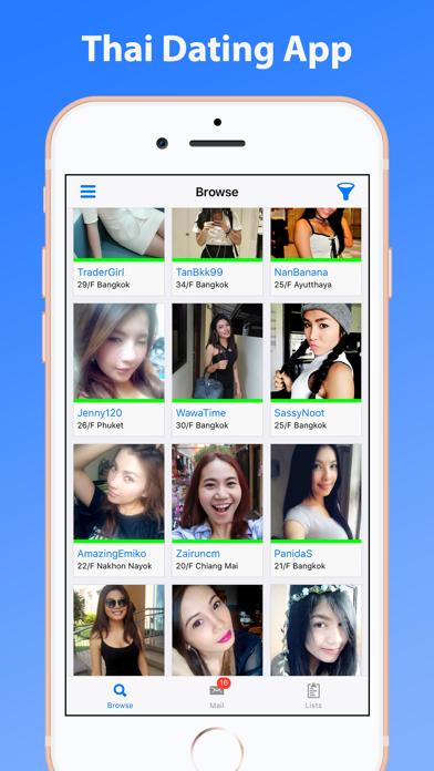 Kostenlose dating-apps thailand