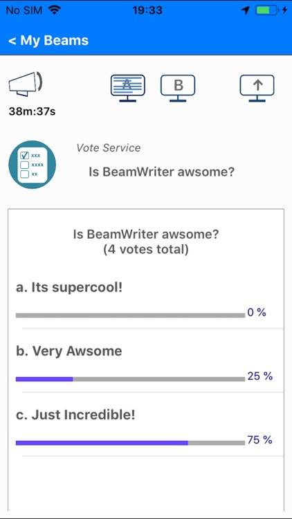 BeamWriter screenshot-5