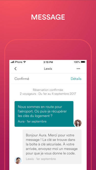Airbnb pour Android