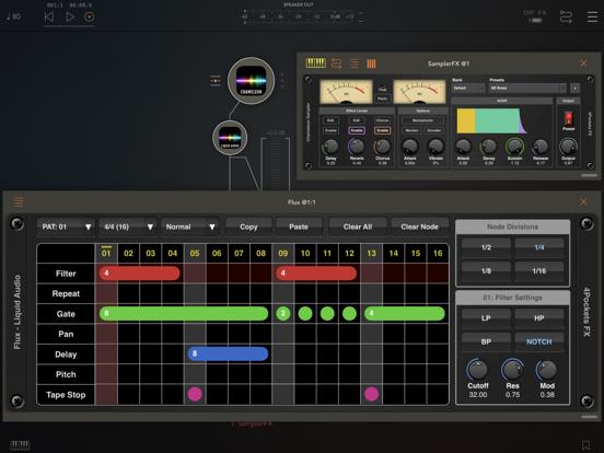 Flux - Liquid Audio screenshot 8