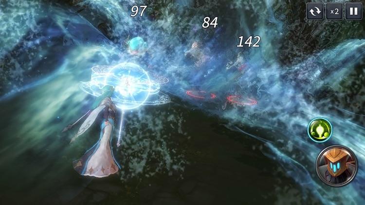창세기전 : 안타리아의 전쟁 screenshot-3