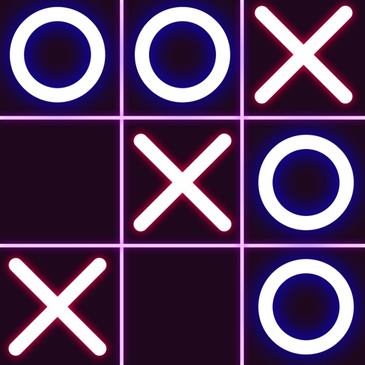 Tic Tac Toe Animated Game