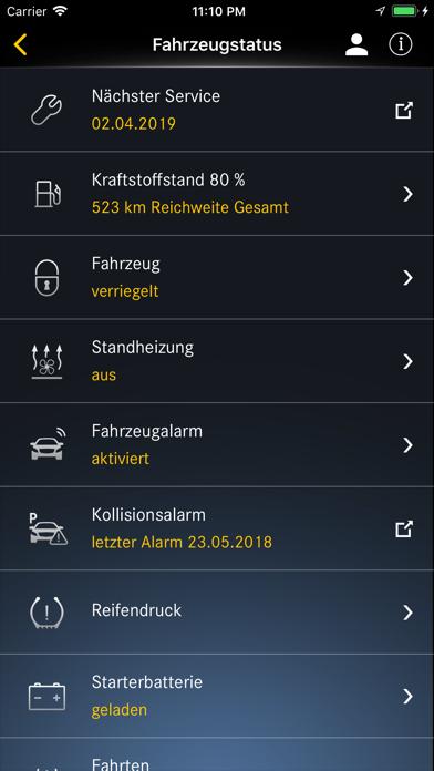 messages.download Mercedes me software