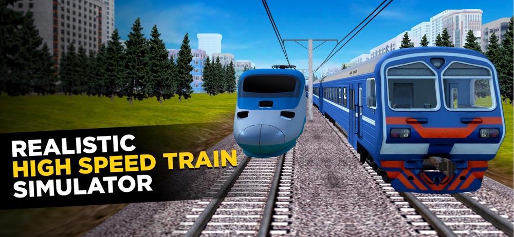 High Speed Trains: Locomotive Cheat Codes