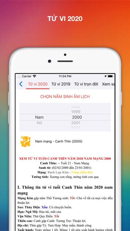 Lịch Vạn Niên 2021 - Lịch Việt screenshot-3