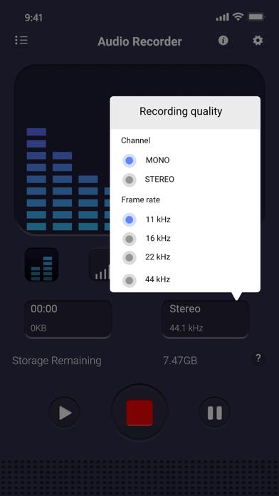 ボイスレコーダー - 録音 ボイスメモ Proのおすすめ画像3