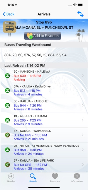 DaBus2 - The Oahu Bus App on the App Store on florida map bus, chicago map bus, los angeles map bus, boston map bus, tulsa map bus, las vegas map bus,