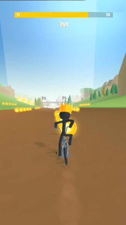 Stickman Riders screenshot-1
