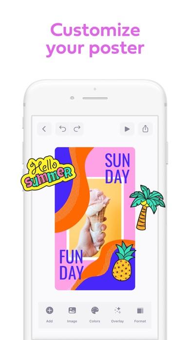 PosterBoost: Poster Maker screenshot 4