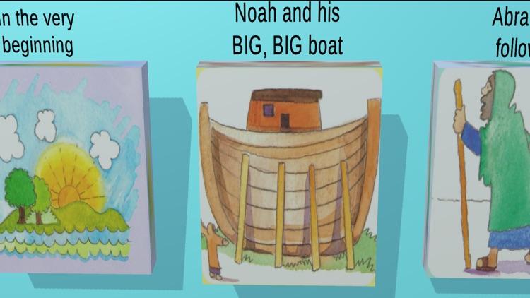 Kids Christian Bible screenshot-3