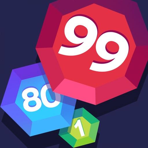 Color Ball Blast-Cannon Bomber icon